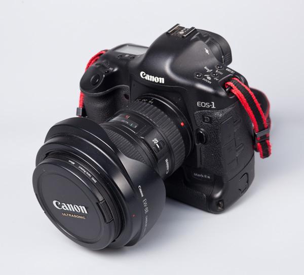 canon 1D mark II N Canon 16-35/2.8