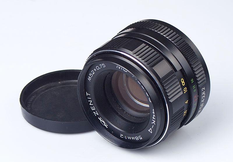 Гелиос 44К-4 58/2