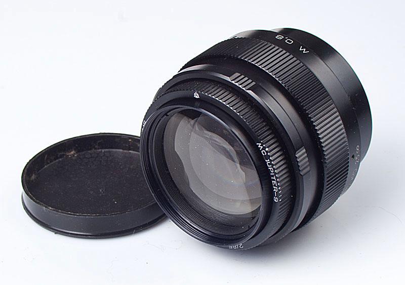 Юпитер-9 85/2 MC - Upiter-9 85/2 MC