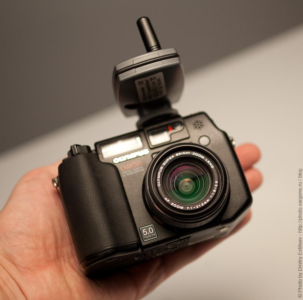 макросъемка: Olympus C-5050