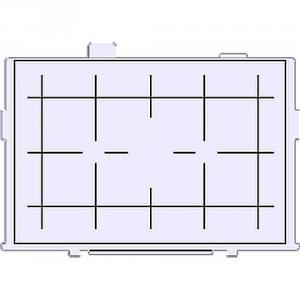 фокусировочный экран Eg-D (с сеткой золотого сечения)
