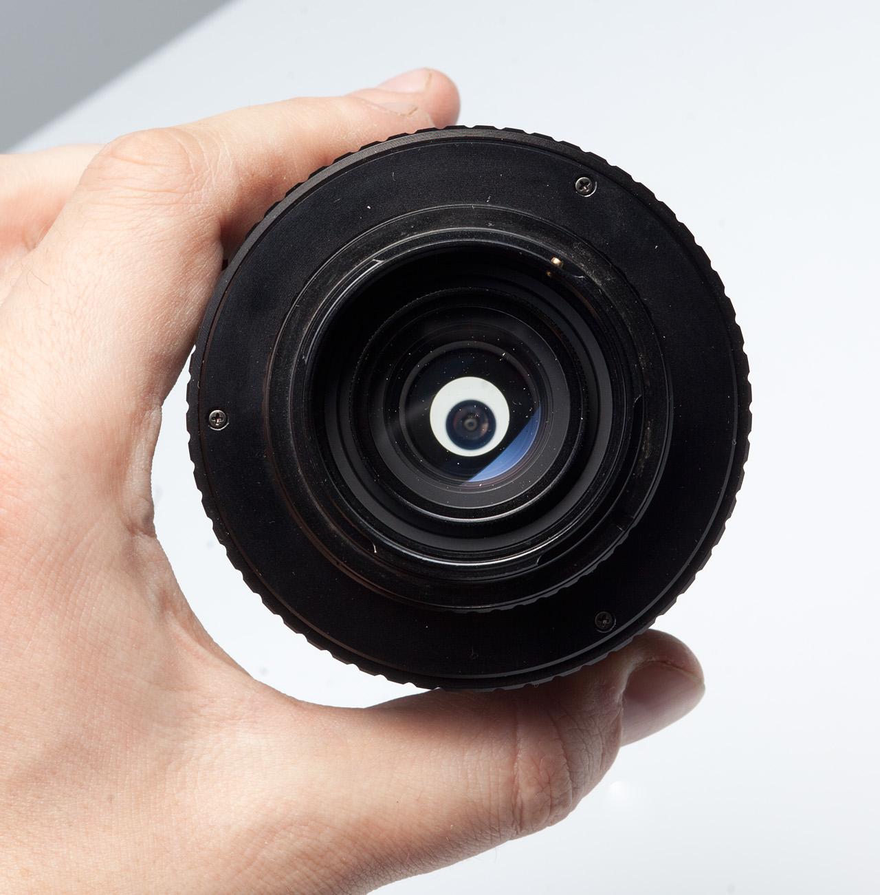 зеркально-линзовый объектив Bower 500/8
