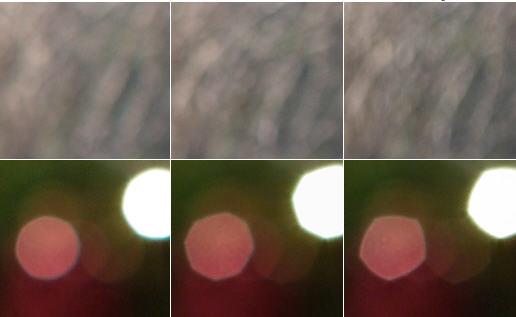 диск нерезкости (боке) для объектива CANON EF 50 mm f/1.2 L USM и проч.
