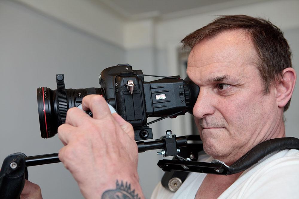 фоллоу-фокус для фотографа